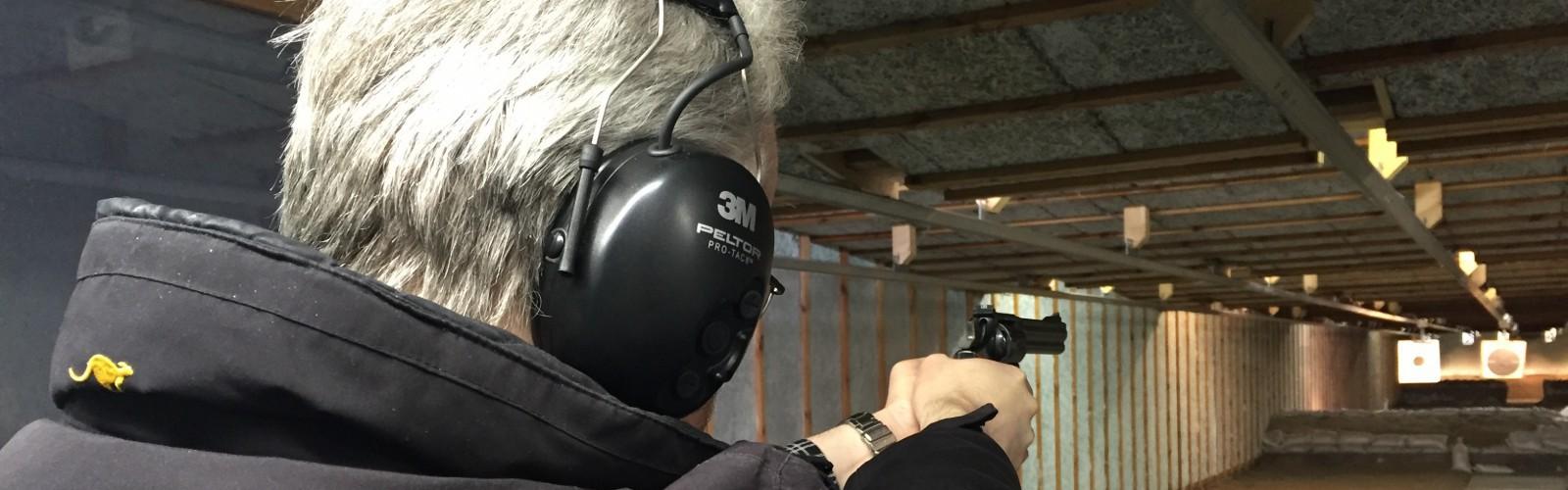 Revolver .357 Magnum